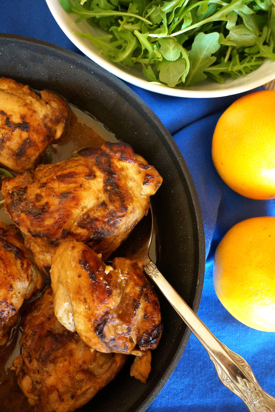 Middle Eastern Glazed Chicken | Autoimmune-Paleo.com